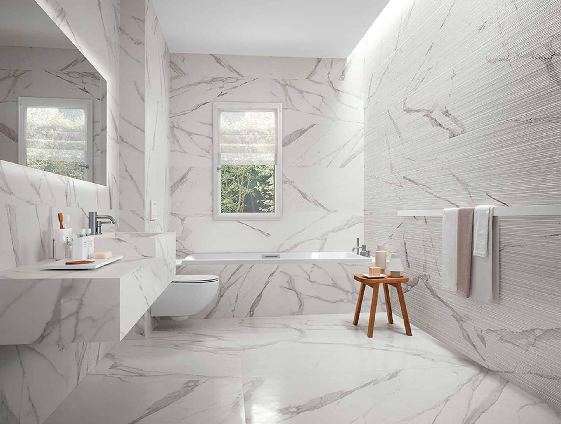 Ceramiche effetto marmo